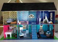 Funky DIY Doll House