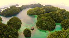 Yohoho / Kangbangyo Island, Siargao, Philippines with a DJI Phantom 2 Vision Plus drone Siargao Philippines, Dji Phantom 2, Tagalog, Manila, Filipino, Spanish, River, Island, Nature