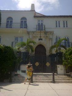 Versace Mansion - Miami (image by FashionLeKuwait)