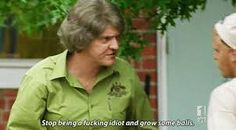 Image result for chris lilley angry boys quotes Summer Heights High, Chris Lilley, People Of Walmart, Boy Quotes, Tonga, Best Tv, True Beauty, Legends, I Am Awesome