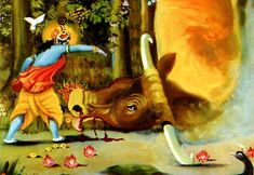 Nilanjana recounts the tale of Krishna vanquishing the Ausra Arishta, from the Bhagavatam, in the weekly column. A Different Truths exclusive. Sukha continued narrating the stories from Bhagavad Pu…