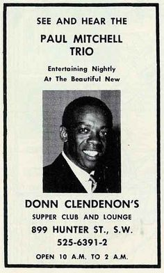 Donn Clendenon's Supper Club