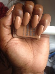 OCC Covet Beautiful Nude OPI Going My Way Or Norway Is A Close Dupe Natural Nail PolishNatural