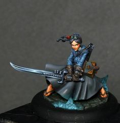 Pocket: Malifaux Mondays #28: Student of conflict
