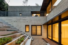 A calm and refreshing space for a couple of musicians in South Korea | Inspirationist