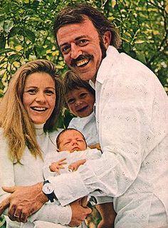 Patty Duke and John Astin 1973