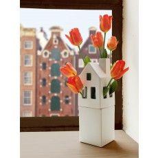 Flower House Vase
