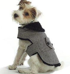Dog Coat Pattern Butterick 4885 XSmall Small by BaublesAndKitsch, $4.00