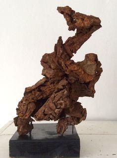 Gargantuan single chunk of rusted formed metal. Found as is near an abandon railroad car.Rick Farrell.