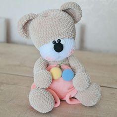 мишки,зайки,котики...добрые игрушки для вас!!!: Плюшевый Миша