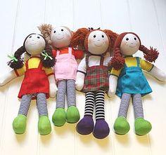 My Rag Doll Friend - soft toys & dolls