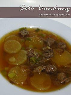 Soto Bandung #DapurKeNai #Food #Masakan #Makanan #IndonesianFood