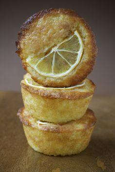 Lemon Muffins – Mama's Gotta Muffin Top