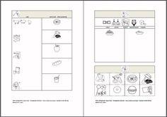 MATERIALES .Conocimiento del medio: Actividades sobre Los alimentos.  Adaptación con pictogramas de los contenidos de la asignatura de Conocimiento del Medio de 1º de Educación Primaria.  http://www.catedu.es/arasaac/materiales.php?id_material=1097