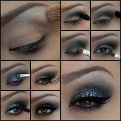 Cat Eye Makeup Step by Step Tutorials | Health and Looks