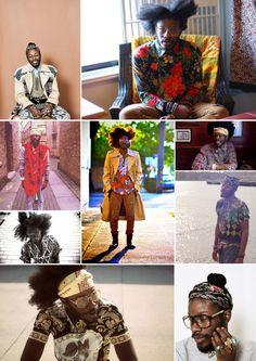 Just A Fix // No.13 #prints #patterns #menswear #jesseboykins #florals