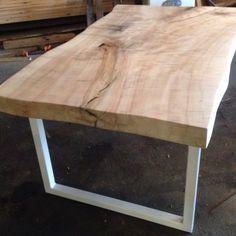 how to make live edge wood slabs