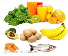 Potassium-rich Fruits and Veggies Help Fight Hypertension