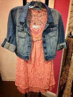 At Carol's Boutique!  Just throw on some cowgirl boots!!:))