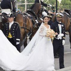 Come una principessa: i vestiti da sposa delle case reali che hanno fatto la storia