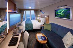 Royal Caribbean - Allure of the Seas, Balcony Room