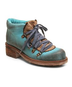 Look at this Two Lips Turquoise Maxim Boot on #zulily today!