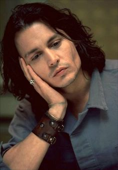 Johnny Depp.... <3 ... just can't stop thinking about you ...