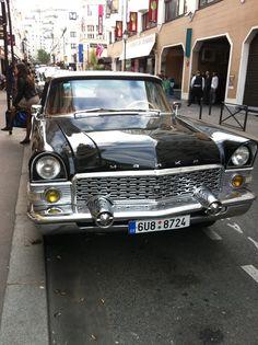 Vieille russe, rue de la gaîté à Paris.
