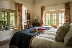 Arts Crafts luxury self-catering country house Somerset, Goldhorn