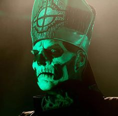 Papa Emeritus II, Ghost