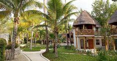 Mahekal Resort, chic y rústico