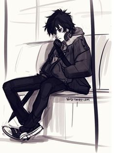 Nico Di Angelo- I wasn't sure how I felt when Cupid revealed Nico liked Percy, but the more I thought about it, the more I realized how Nico reveals the broken, darkness that is human sin. Someone so abused by life, he only sees the darkness.