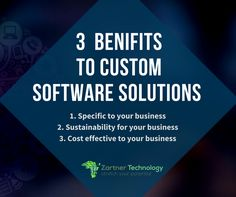3 Reasons why you may need a custom software solution for your business You May, Entrepreneurship, Software, Technology, Business, Ideas, Tech, Tecnologia, Store
