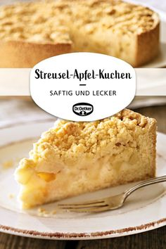 Streusel-Apfel-Kuchen Crumble Apple Cake: A juicy apple pie for guests Best Pumpkin Pie Recipe, Pie Spice Recipe, Easy Pumpkin Pie, Pumpkin Pie Bars, Baked Pumpkin, Holiday Desserts, Easy Desserts, Dessert Recipes, Dessert Simple