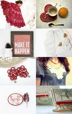 Handmade autumn by Silvia - Mammabook on Etsy--Pinned with TreasuryPin.com
