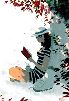 Just a great book. by PascalCampion on DeviantArt