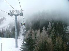 Pârtiile de schi de pe Valea Prahovei și Brașov: Sinaia, Azuga și Bușteni