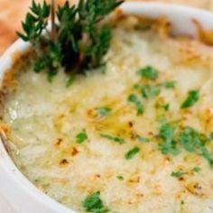 Super Bowl Artichoke Dip #recipe #appetizer #dip