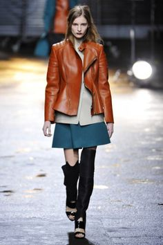 New York Fashion Week: 3.1 Phillip Lim Fall 2013 / Photo by Anthea Simms