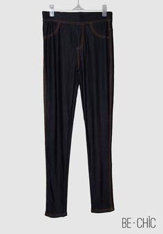 Leggings Jeans | couleur noir | Prix : 100dh