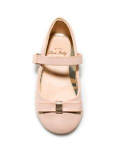 ballerina with bow - Shoes - Baby girl (3-36 months) - Kids - ZARA Romania