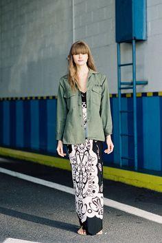 Vanessa Jackman: New York Fashion Week SS 2013....After Karen Walker