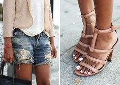 Sincerely Jules in Alexander Wang sandals