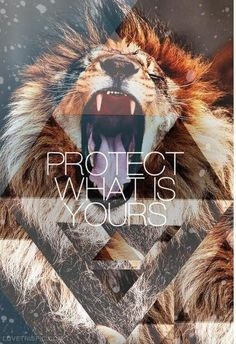 Protect What Is Yours Pictures, Photos, and Images for Facebook, Tumblr, Pinterest, and Twitter