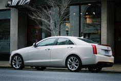 Cadillac ATS 3.6L Performance - Gear Patrol