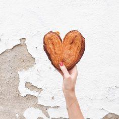 Palmier #palmera #palmier #heart Instagram Posts, Hearts