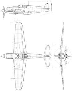 File:Kawasaki Ki.61 Hien.svg