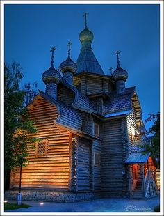 #Church #Moscow #Russia