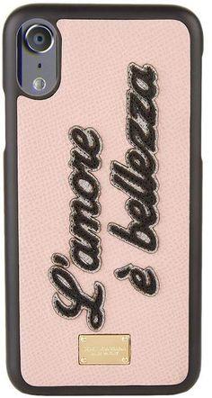 460eb89df9fc0a Dolce & Gabbana Slogan iPhone X Phone Case Luxury Gifts, Department Store,  Slogan,