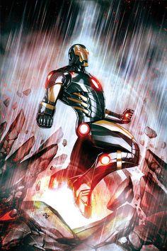 Iron Man #1 Variant